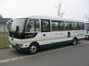 久留米リハビリテーション学院 バス