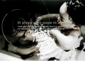 パパとお風呂